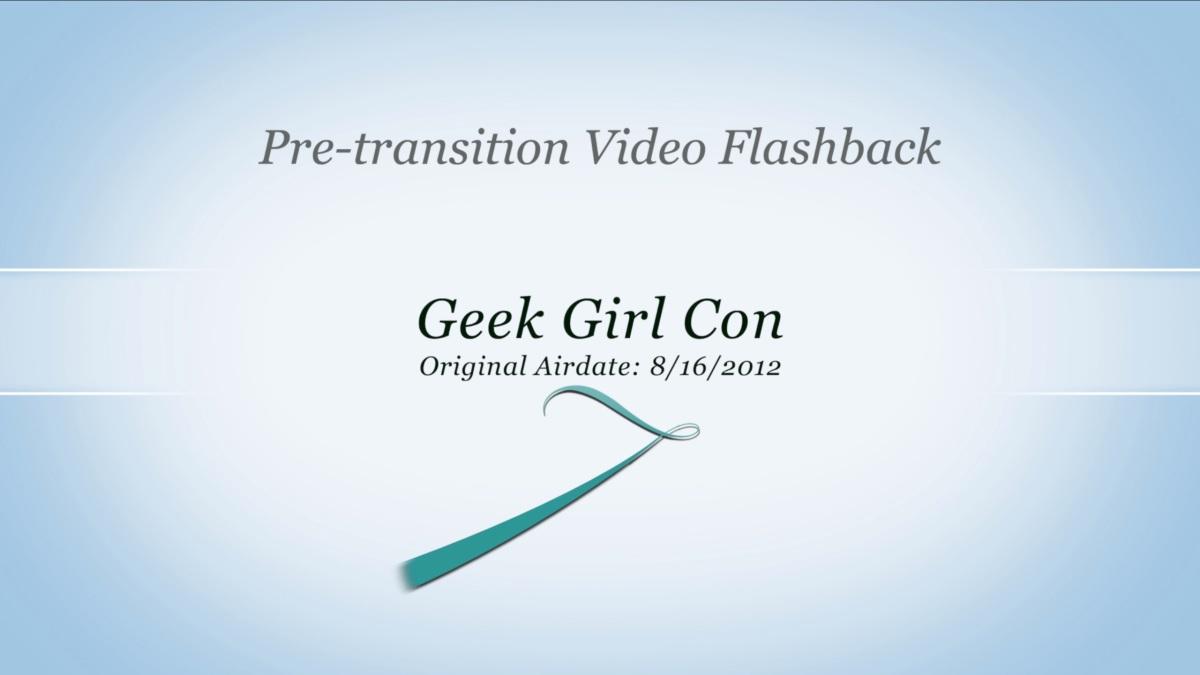 Geek Girl Con 2012(re-upload)