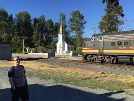 Jello, Train, Church!