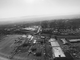 Sea-Tac in the morning