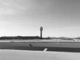 Leaving Phoenix Airport