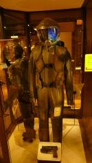 Battlestar Galactica space suit