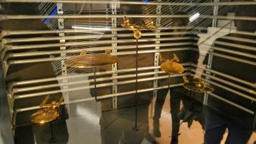 Golden replicas of Star Fleet