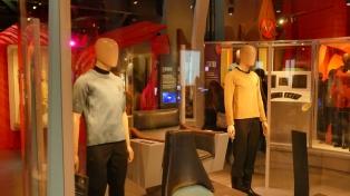 Star Trek original bridge