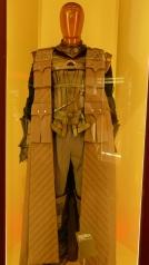 Klingon outfit