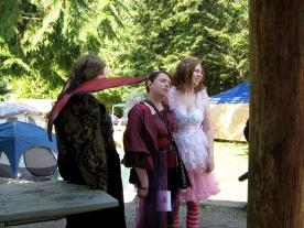 Annoyed faeries