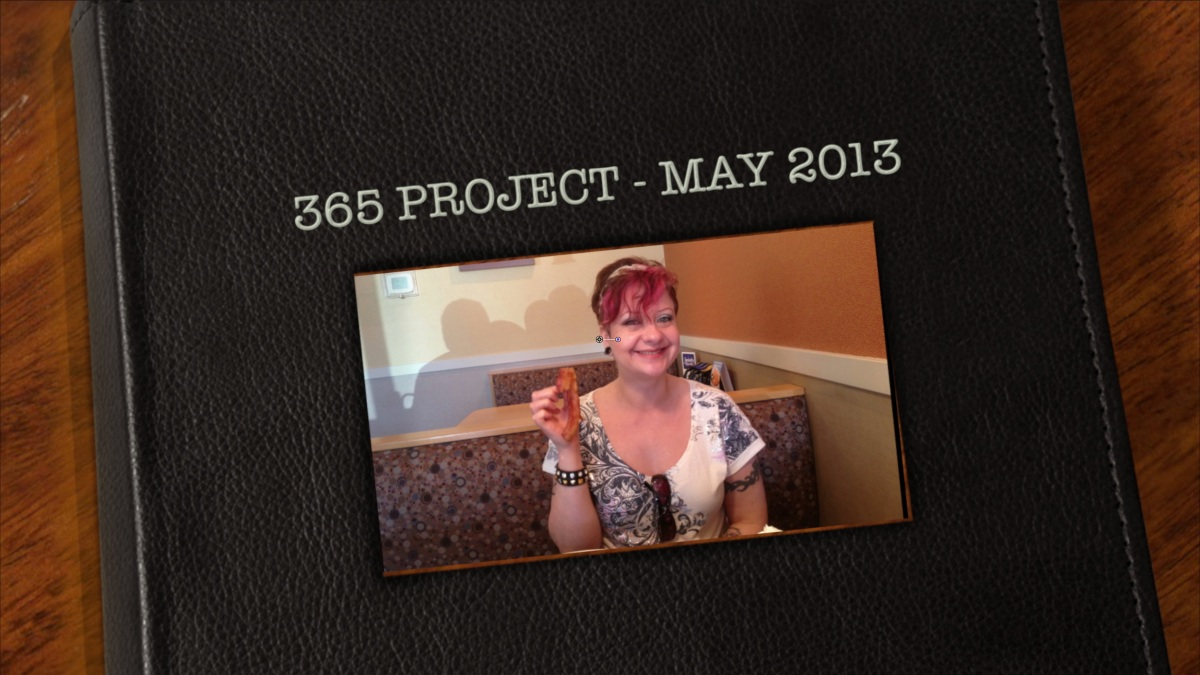 365 Project – May 2013 – no timestamps