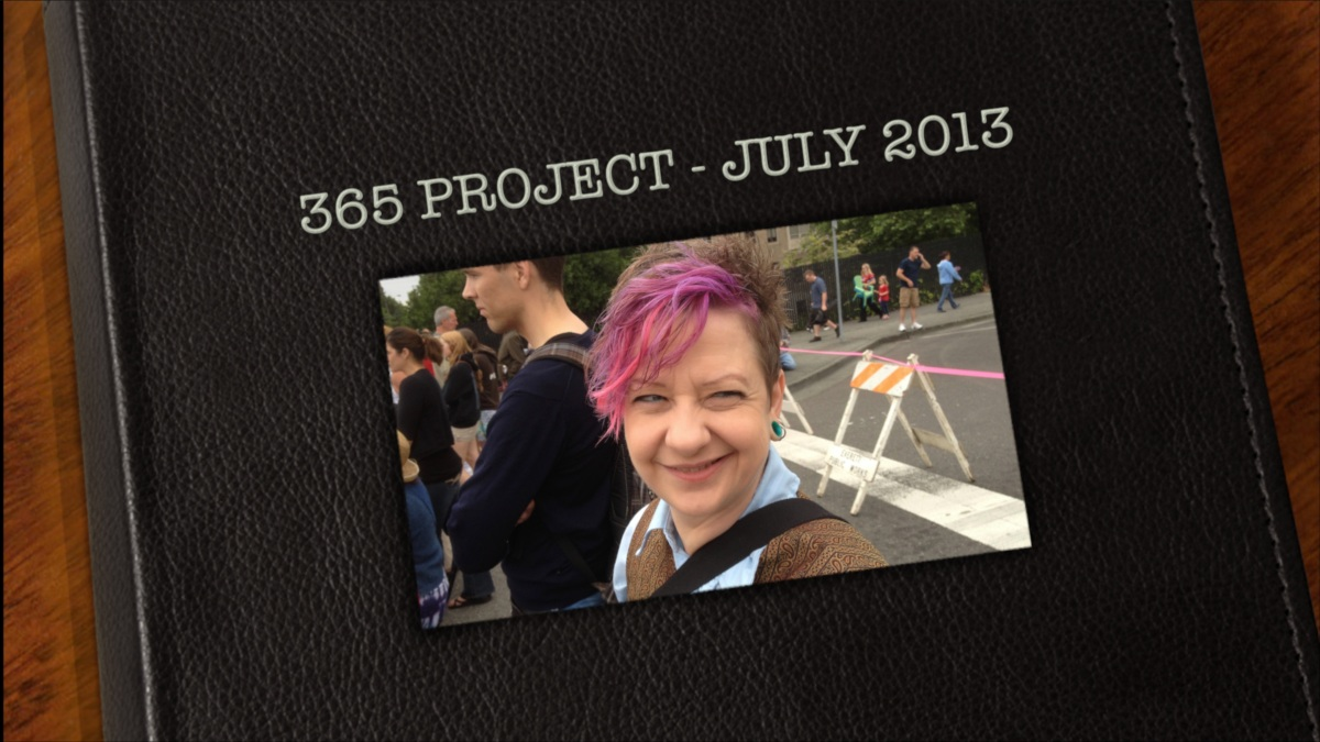 365 Project – July2013