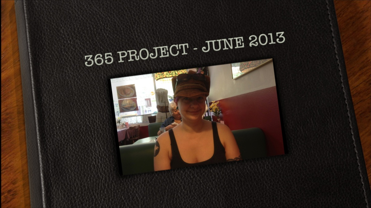365 Project – June2013