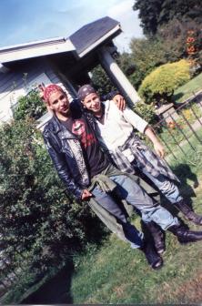 Doug and Jay 1988-1989 school year
