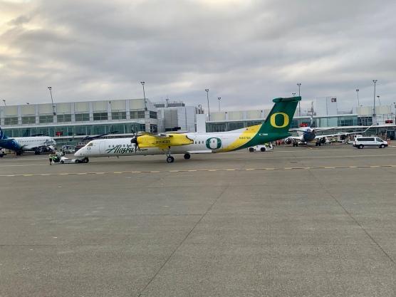 Planes at SeaTac