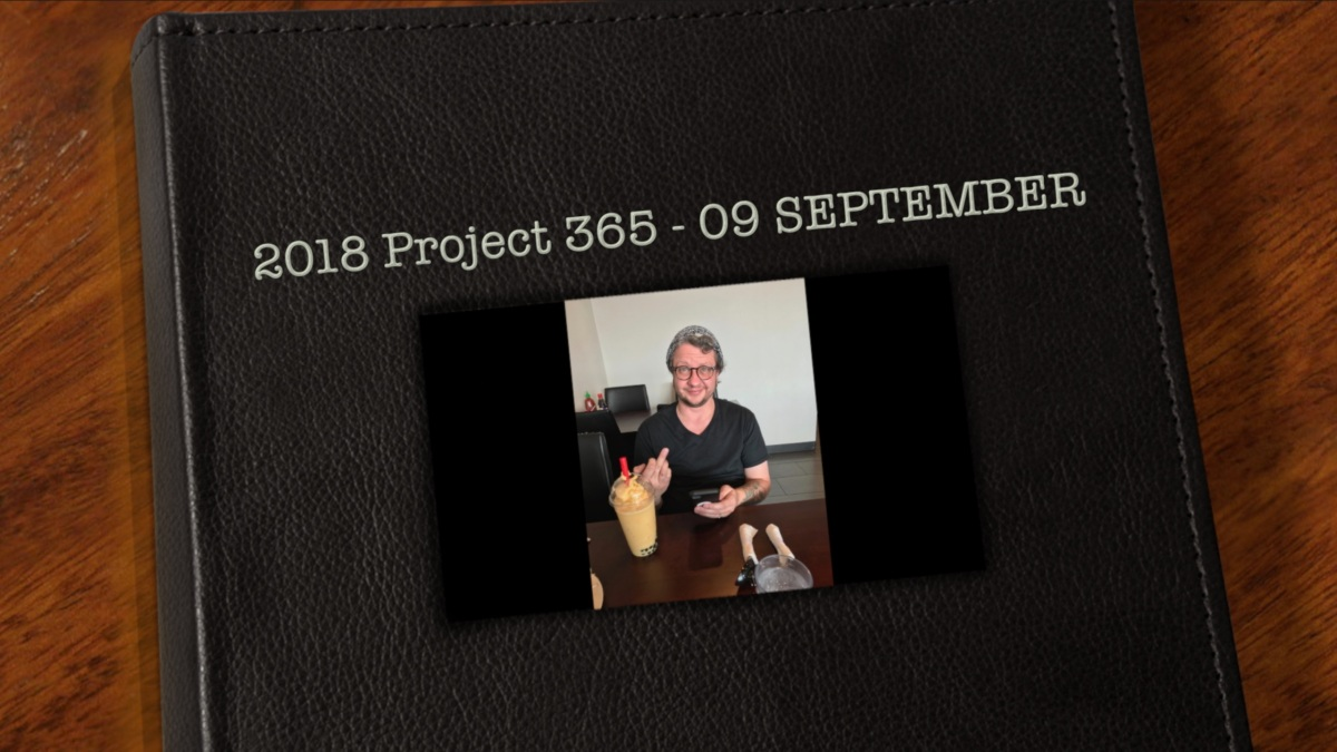 2018 Project 365 – 09 September (not every day)