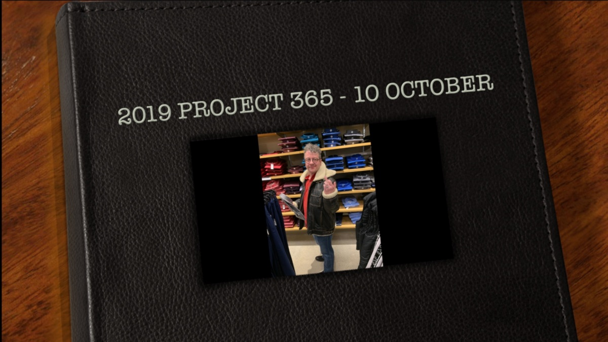 2019 Project 365 – 10October