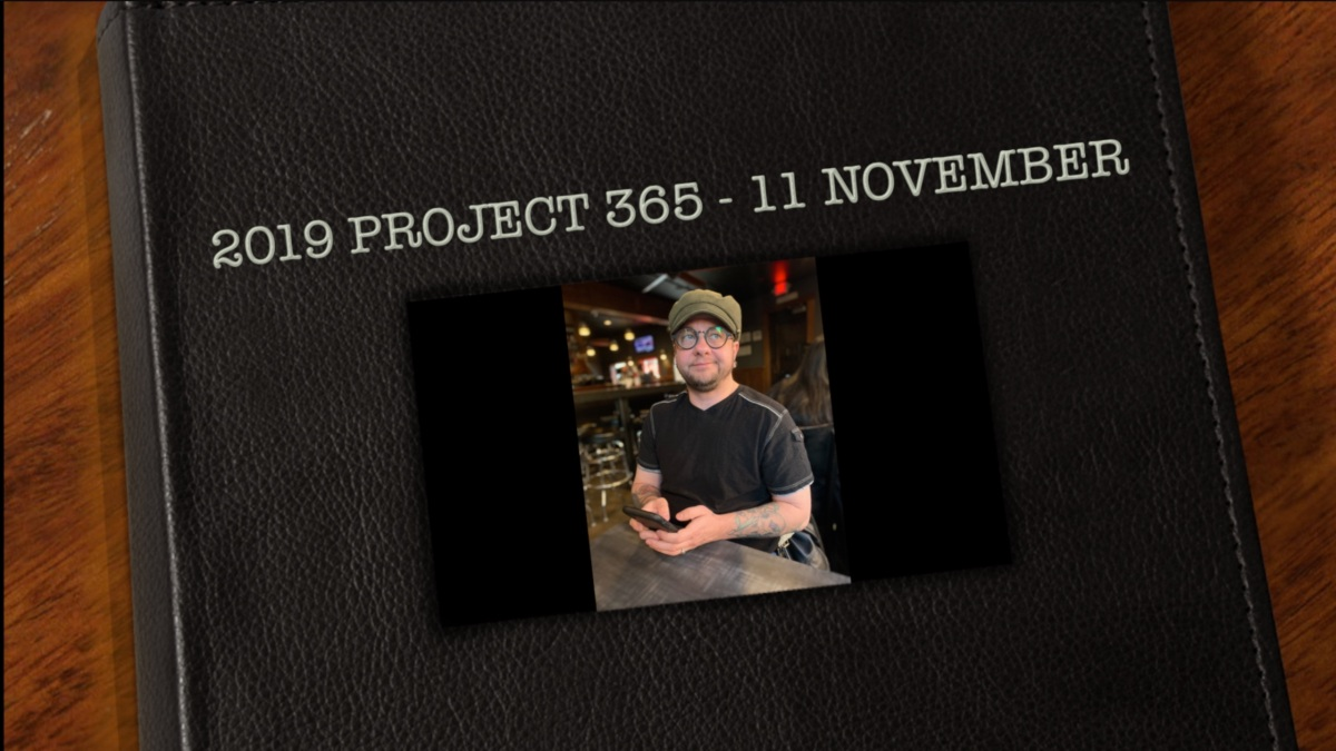 2019 Project 365 – 11November