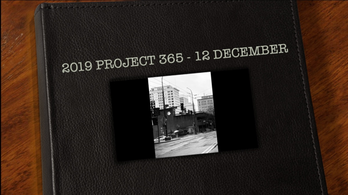 2019 Project 365 – 12 December